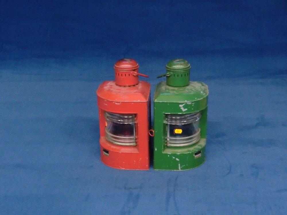 Gas Water Licht : Back und steuer bord licht