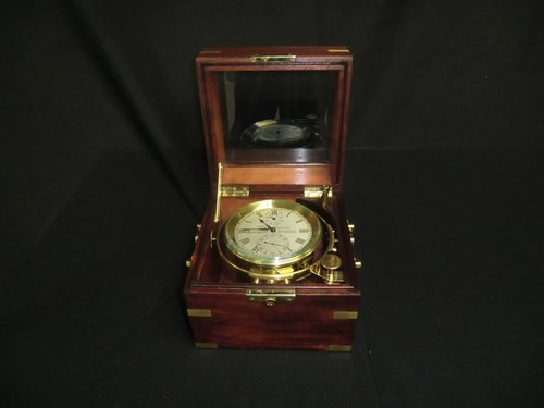 Chronometer Chadburn Liverpool