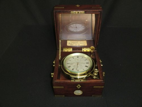 Chronometer Edward Jn Masseys