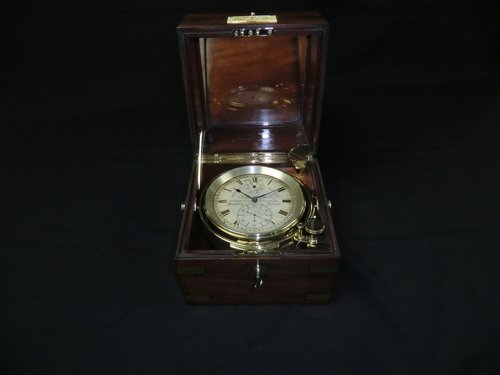 Chronometer Arthur Walter Michael Webb Maker to the Admiralty