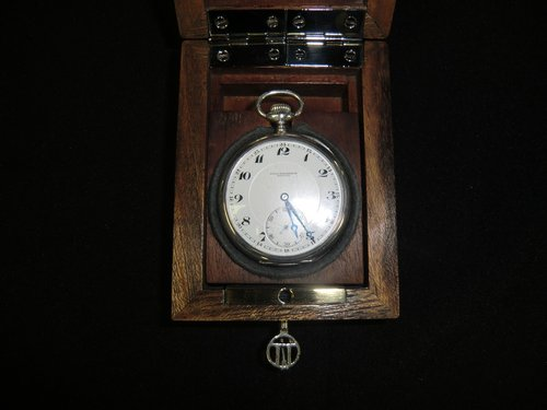 Chronometer Paul Ditisheim Solvil