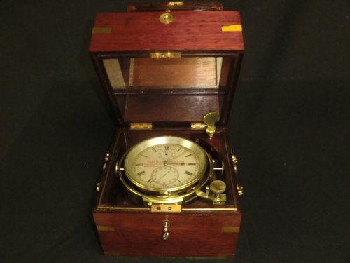 Chronometer S. Cogdon & Son London